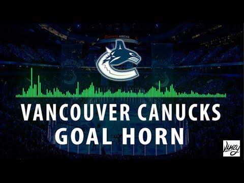 VANCOUVER CANUCKS 2018 GOAL HORN!