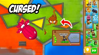 Bloons TD6 BUT Its CURSED