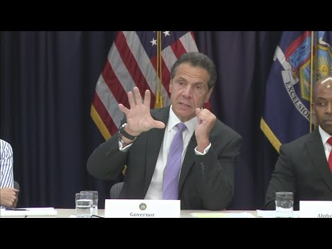 Gov. Cuomo Talks NY Help In Hurricane Florence, Post-Primary Election