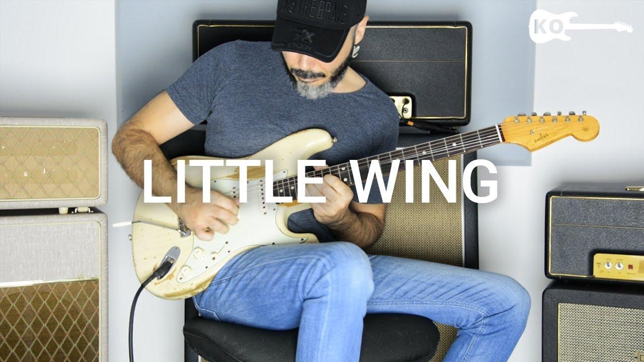 Jimi Hendrix – Little Wing – Electric Guitar Cover by Kfir Ochaion