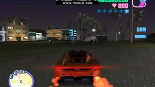 Nonton GTA Vice City Fast and Furious Car and their jumping Film Subtitle Indonesia Streaming Movie Download