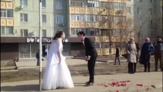 Жомарт и Фатима новый челлендж(жених и невеста)