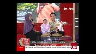 Video Felix Siauw - Satu Jam Lebih Dekat TV One 26-7-2014 Part5 MP3, 3GP, MP4, WEBM, AVI, FLV Juli 2019