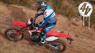 7. 2019 Honda CRF450L | First Ride