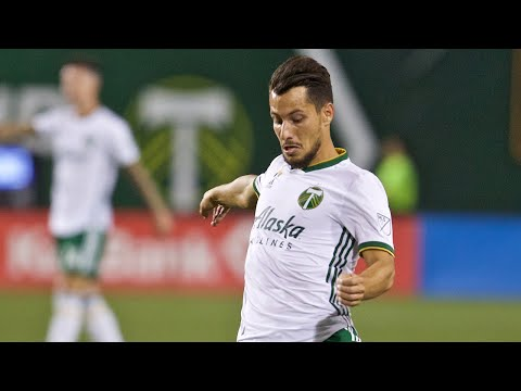 Video: GOAL | Sebastián Blanco gives Portland the lead with great individual effort