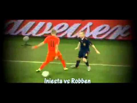 Foot - Zidane face à Ronaldo, Ronaldinho contre Steven Gerrard, Ribéry vs Messi Attention, ça va faire mal Quand les meilleurs joueurs du monde se retrouvent face à...
