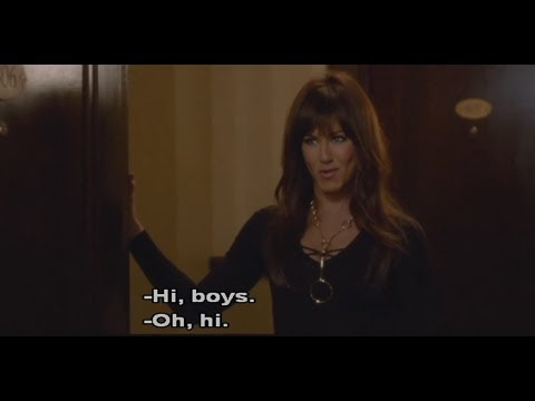 "Horrible Bosses 2 - Jennifer Aniston sexy scene ""I collect Cocks"" PART 1"