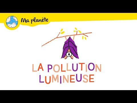 La pollution lumineuse expliquée aux enfants