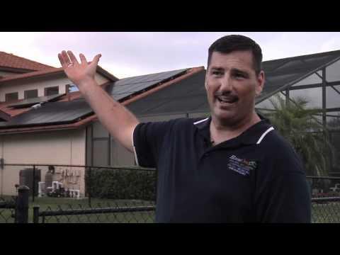 Florida Solar Power Video