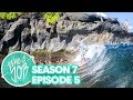 Finless Surfing And A 50 Foot Waterfall  Who Is Job 8 0 S7e5