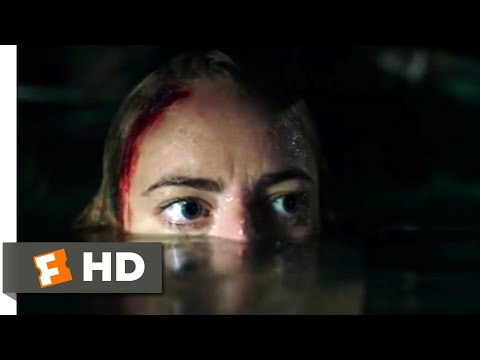 Crawl (2019) - Banging on the Pipes Scene (4/10) | Movieclips