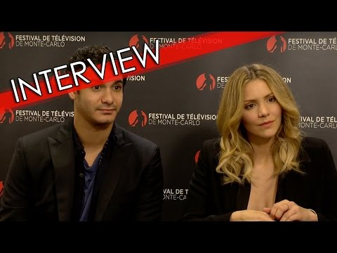 ITW Elyes Gabel / Katherine McPhee (Scorpion) | FTV16