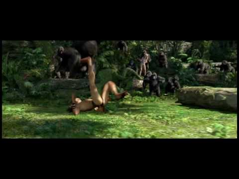 Tarzan UK Trailer