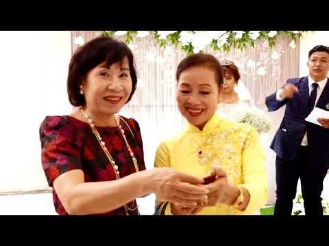 DAM CUOI - HUU HUY va BACH VAN (Phan 02) 07072018