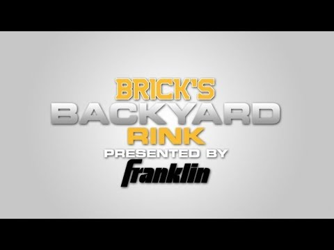 Video: NESN's Andy Brickley Joins The '2019 Brick's Backyard Rink' Winner In Townsend, MA