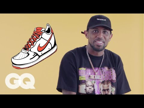 Fabolous Explains the History of the Nike Air Force 1   GQ