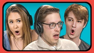 Video YouTubers React To Try Not To Feel Good Challenge MP3, 3GP, MP4, WEBM, AVI, FLV Agustus 2019