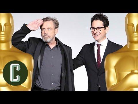 Star Wars The Last Jedi: JJ Abrams Thinks Mark Hamill Should Win An Oscar - Collider Video