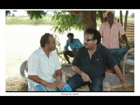 Jose Thomas In Andhra Shrimp Farms