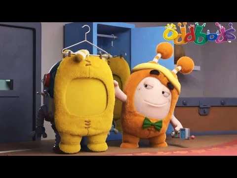 Oddbods Full Episodes - Oddbods Full Movie | Strictly No Dancing | Funny Cartoons For Kids