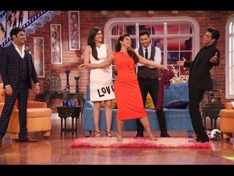 Comedy Nights with Kapil | Dilwale Promotions | SR