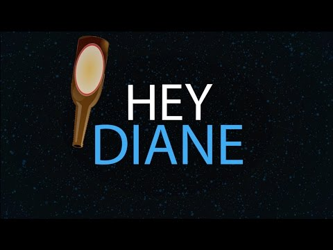Hey Diane Lyric Video