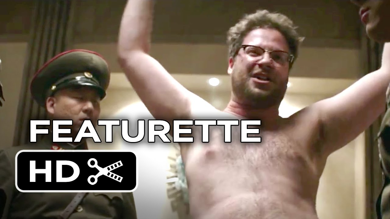 The Interview Featurette – Meet Aaron (2014) – Seth Rogan Comedy HD