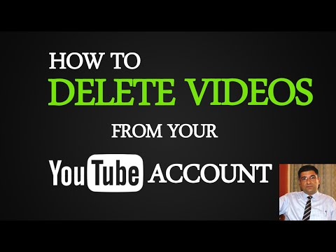 Watch 'How to Delete Youtube videos From your Account - YouTube'