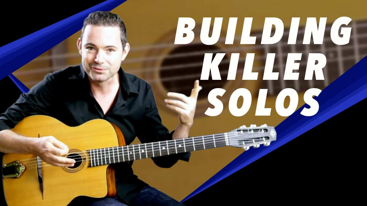 How To Build Killer Solos Using Scales & Arpeggios – Gypsy Jazz Guitar Secrets