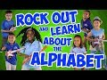foto Rock Out And Learn About The Alphabet | Learn The Alphabet | ABC Song | Jack Hartmann Borwap