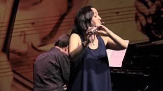 Teresa Costa (dwarsfluit) - Nationale Finale Prinses Christina Concours 2016