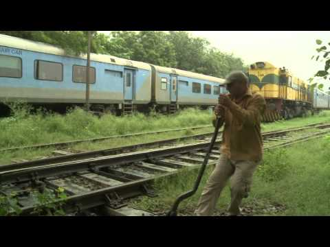 Pointsman of Indian  Railways
