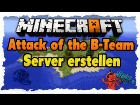 Attack of the B-Team (Galaxy) Server erstellen – Tutorial [Deutsch HD+]