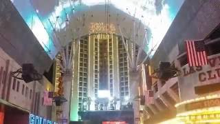 This is a vlog of Fremont Street Experience in Las Vegas Nevada. There are many free concerts that are held here in the summer by internationally well known ...