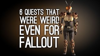 Video 6 Fallout Quests That Were Weird Even for Fallout (That Fallout 4 Will Need to Top) MP3, 3GP, MP4, WEBM, AVI, FLV Oktober 2018