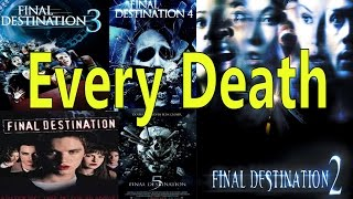 Nonton Every Death in Final Destination 1-5 Film Subtitle Indonesia Streaming Movie Download