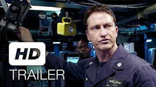 Hunter Killer - Trailer #3 (2018) | Gerard Bulter, Gary Oldman