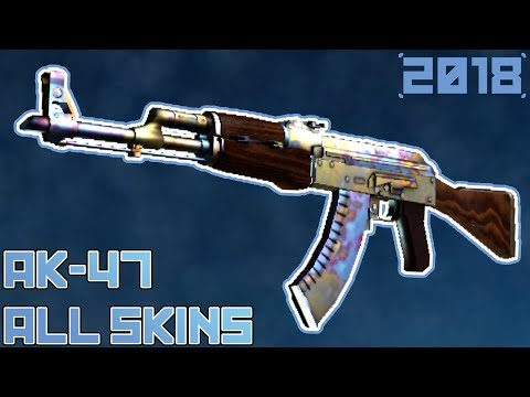 Video CS:GO | AK-47 - All Skins Showcase + Prices 2018 download in MP3, 3GP, MP4, WEBM, AVI, FLV January 2017