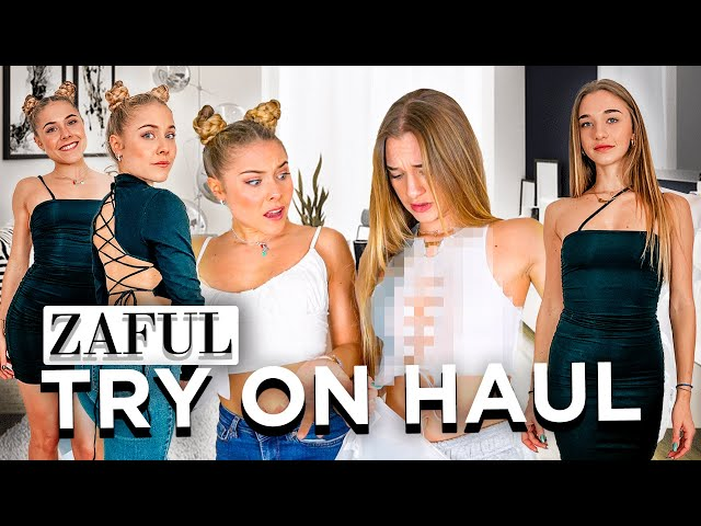 ZAFUL TRY ON HAUL | 2021 trends | *codice sconto*
