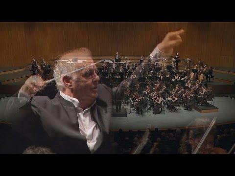 Ντάνιελ Μπάρενμποϊμ: «Στην ορχήστρα της ειρήνης κανείς δεν ζητά διαβατήριο» – musica