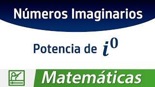 Potencia de un número imaginario elevado a la cero, usando el teorema de la división euclidiana. Redes Sociales: ◢ Twitter @UECenter: http://www.twitter.com/UECenter◢ Página de Facebook:http://www.facebook.com/UleadEstudioCenter◢ Página web: http://www.DAIZcorp.com◉ Video también disponible en: http://www.DAIZcorp.com/_______________________UECenter de DAIZcorp.