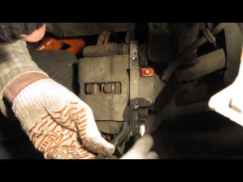 Передние тормоза ваз 2112 на ваз 2114 снимок