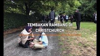 [Infografik] Kronologi Tembakan Rambang di Christchurch