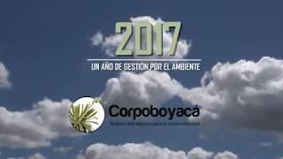 Corpoboyacá presenta su informe de Rendición de Cuentas 2017