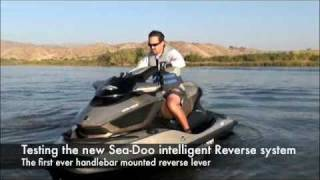 8. RIDE REPORTS - VIPs on 2009 Sea-Doo GTX Ltd. iS and RXT iS 255