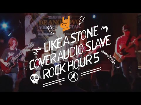 Audio Slave - Like a Stone Cover