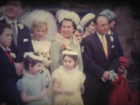 Amazing footage of a 1962 Runcorn wedding!