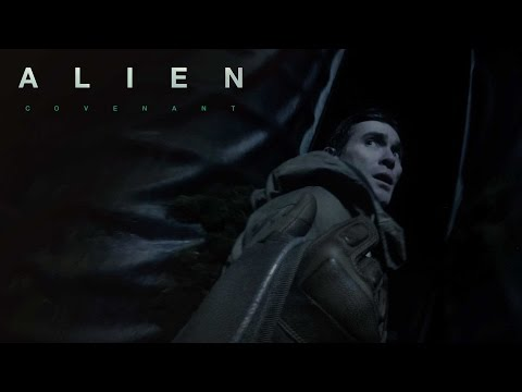 Alien: Covenant (Viral Video 'Crew Messages: Oram')