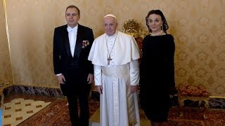Karen Nazaryan is Armenia's New Ambassador to the Vatican