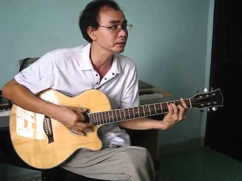 Bài học đệm hát Điệu Bolero_Sương trắng miền quê ngoại